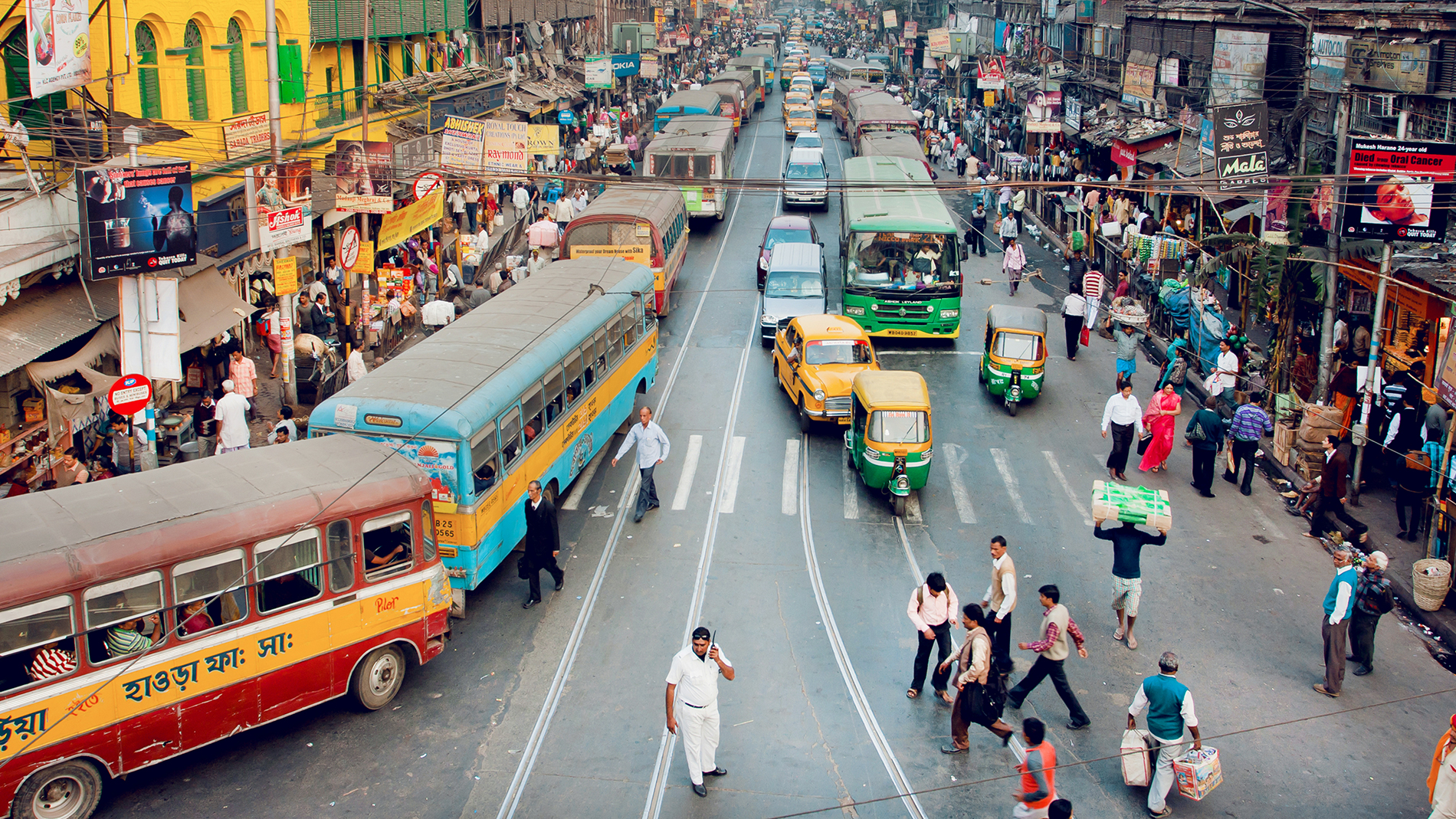 India is one of the fastest growing economies in the world – and the automotive sector is a major contributor to this growth (photo: Shutterstock)