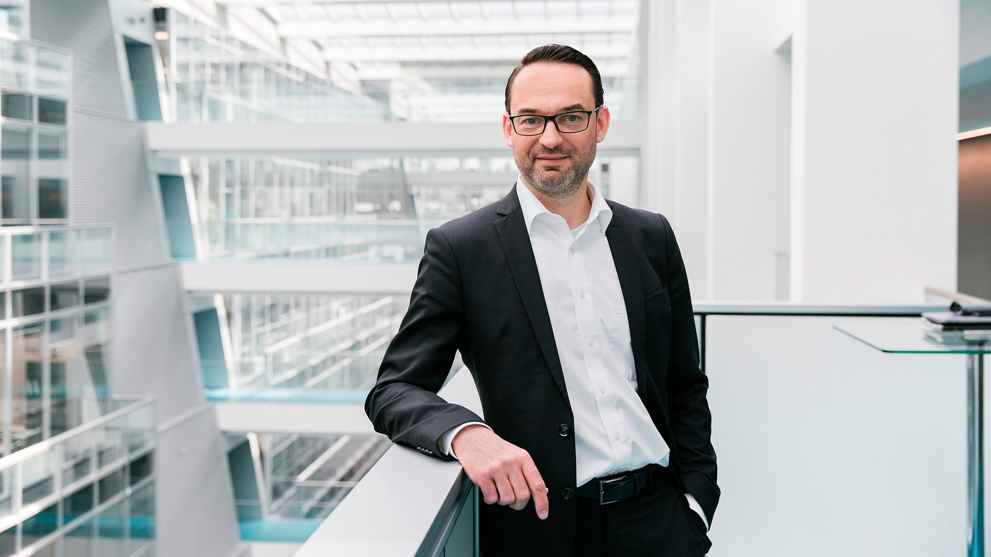 Christian Senger, VW-Vorstand für Digital Car & Services