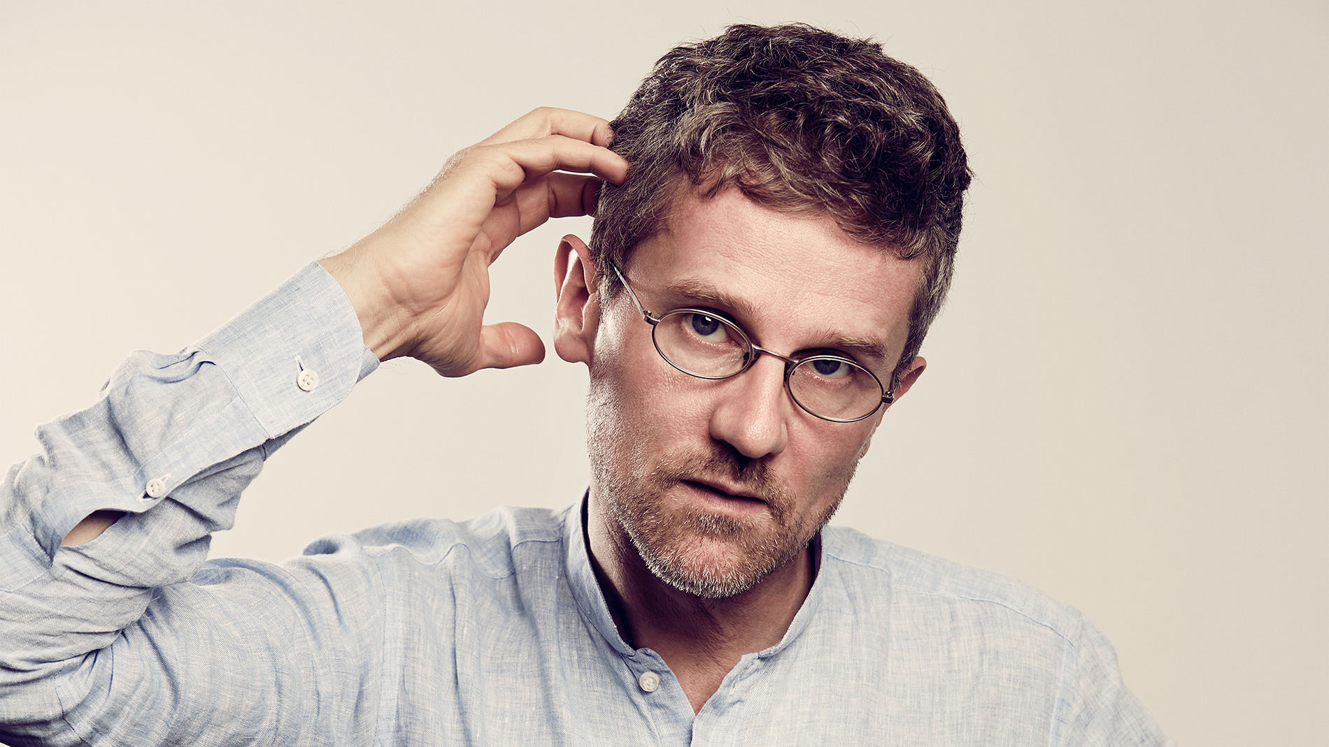 "Carlo Ratti: ""We must be more audacious in urban innovation!"" (Photo: Brendan Zhang)"