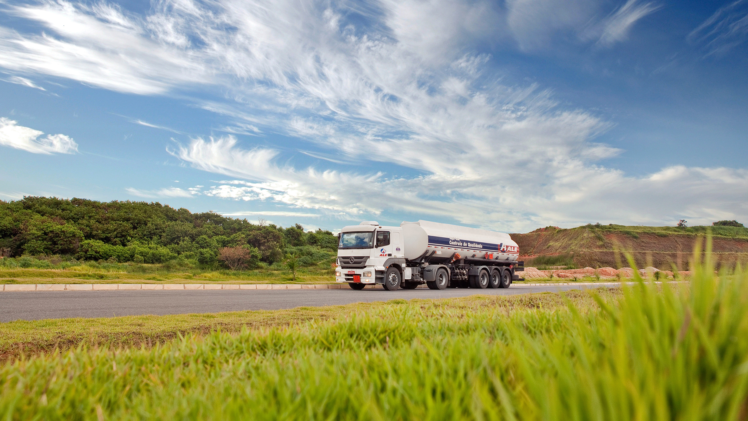 #LogistikHilft: Lorry drivers must be protected against infection with the coronavirus (photo: Unsplash)