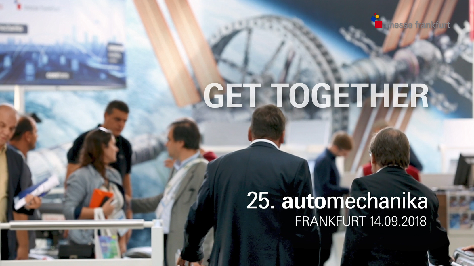 Get together Automechanika
